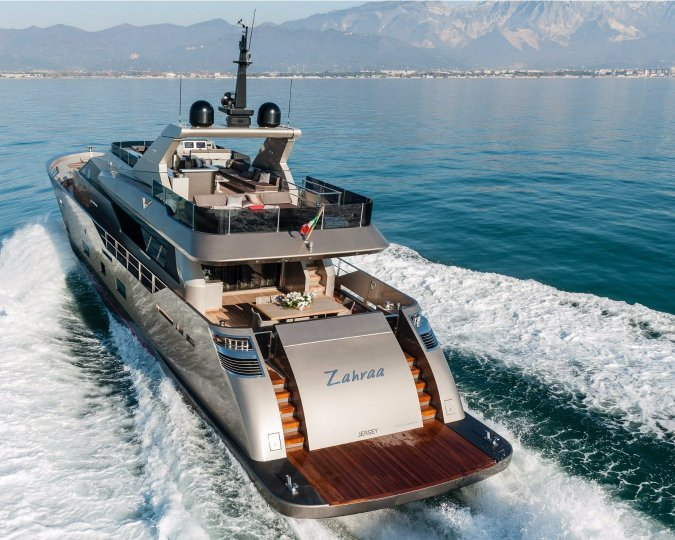 Contract Yachting: arredamenti