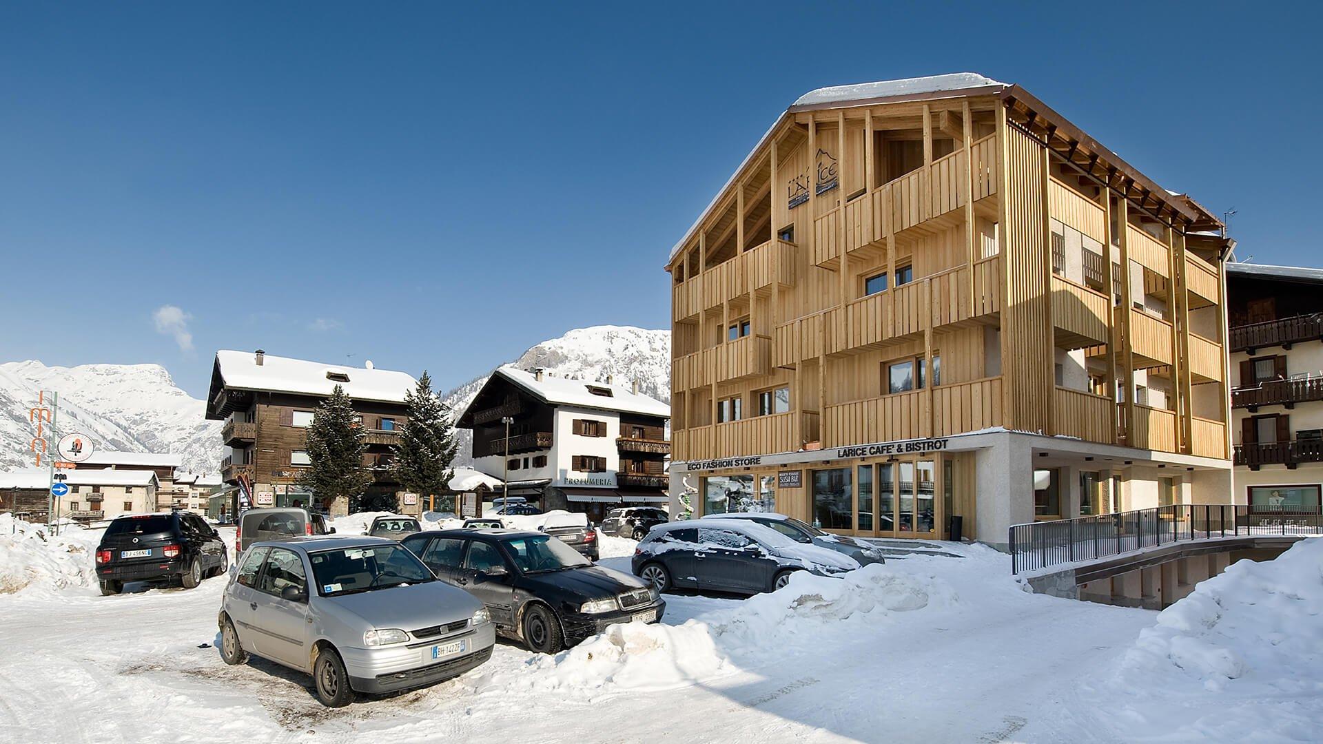 Hotel Larice**** 1