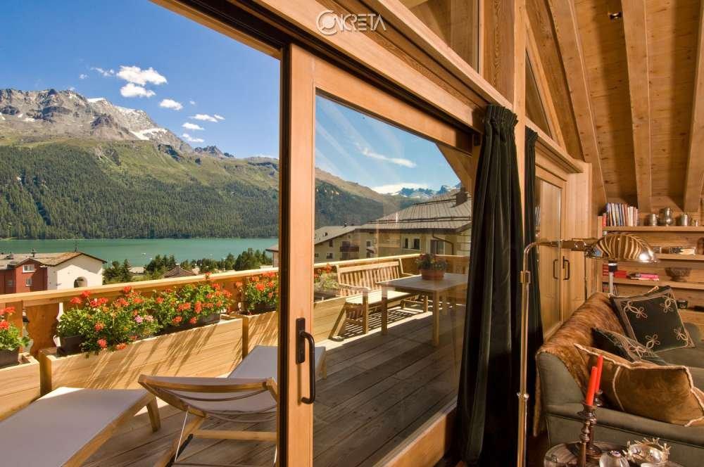 Residenza privata -  St. Moritz - Ch 1