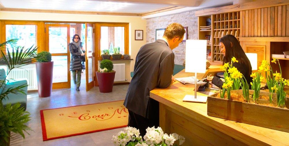 Cour Maison Courmayeur 6