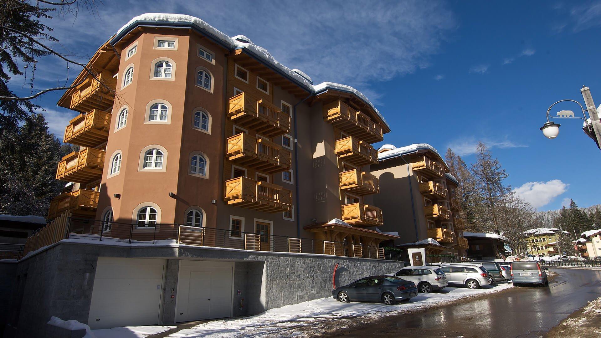 Hotel Chalet Del Brenta**** 1