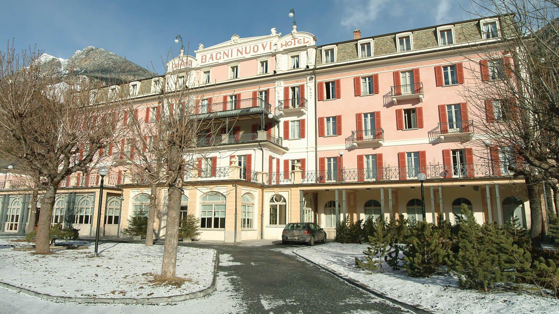 Gran Hotel Bagni Nuovi***** 1