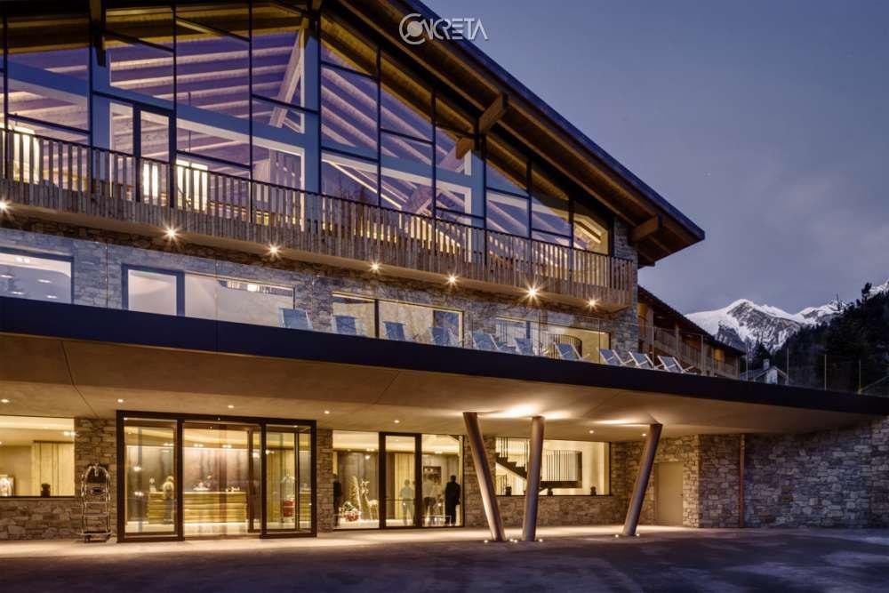Grand Hotel Courmayeur Mont Blanc***** 1