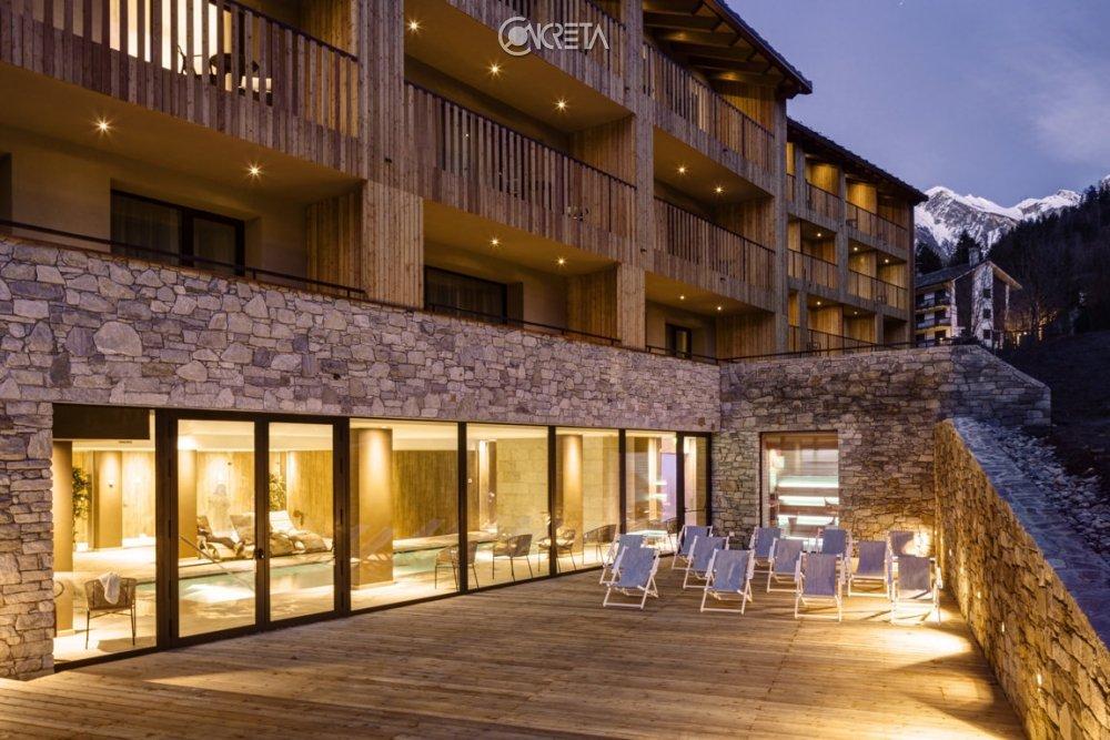 Grand Hotel Courmayeur Mont Blanc***** 2
