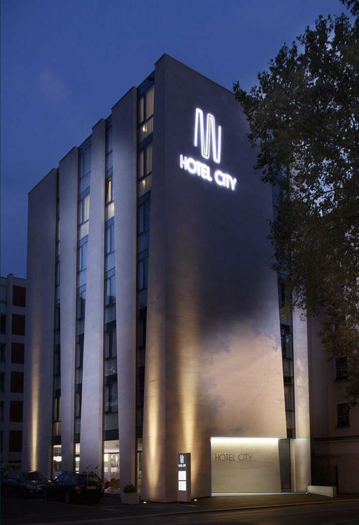 Hotel City Lugano**** 1