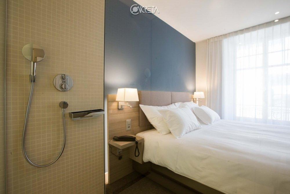 Hotel Des Voyageurs*** 10