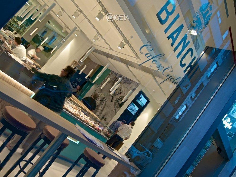 Bianchi Cafè & Cycles 3