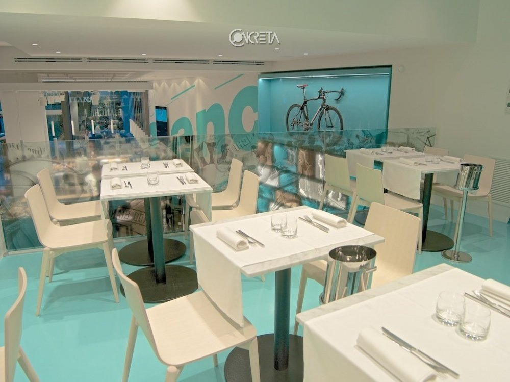 Bianchi Cafè & Cycles 7