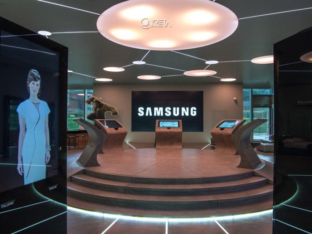 Samsung District 18